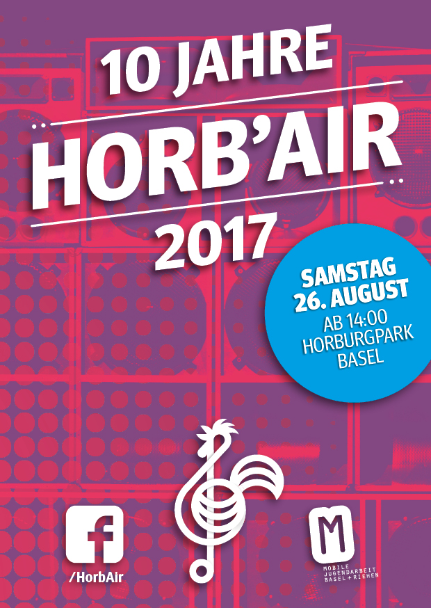 FLYER HORBAIR 2017 BILDSCHIRM